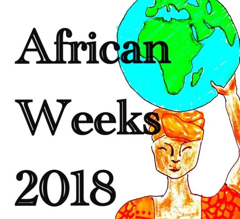 「African Weeks 2018」の活動報告ページが完成しました