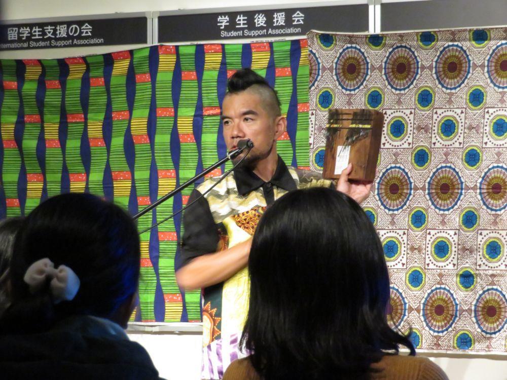 We had Sakaki Mango's Special Concert