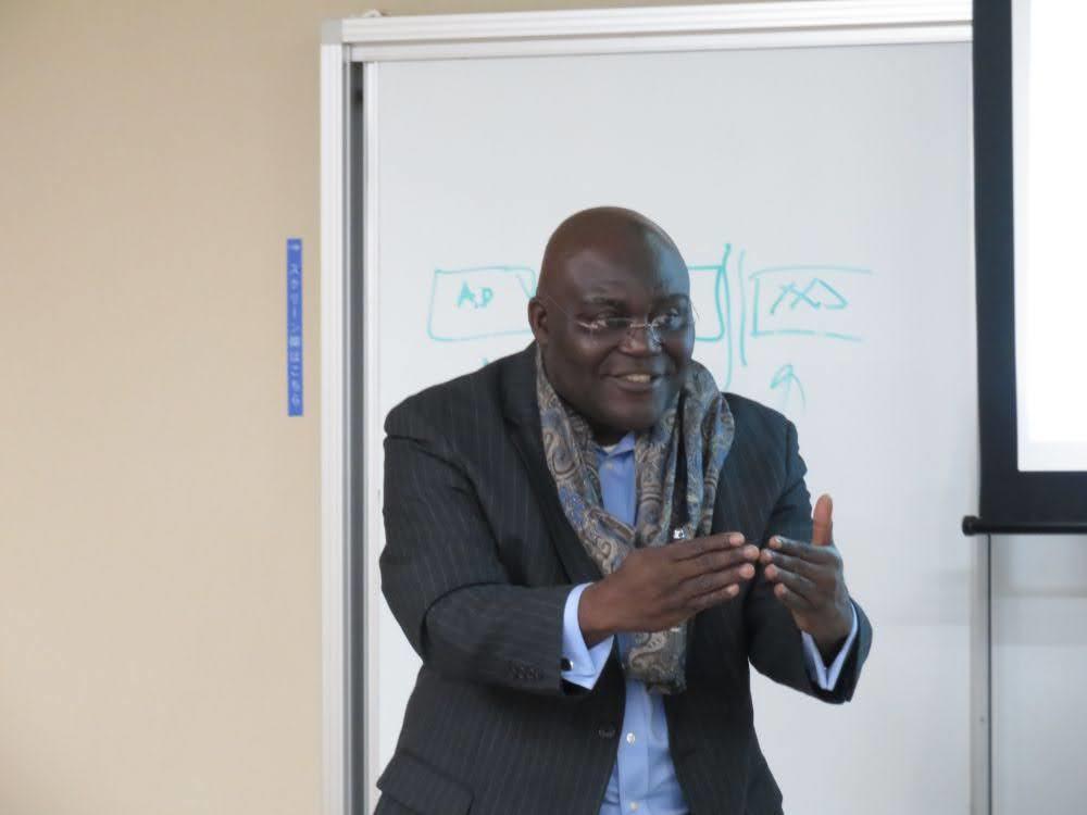 第49回ASCセミナー「Infrastructure Development and the Hausa Enclaves (Zongo) in Accra, Ghana」ニイ・アトー=オキネ博士(デラウェア大学開発学部社会環境工学科・教授、筑波大学人工知能科学センター・客員教授)
