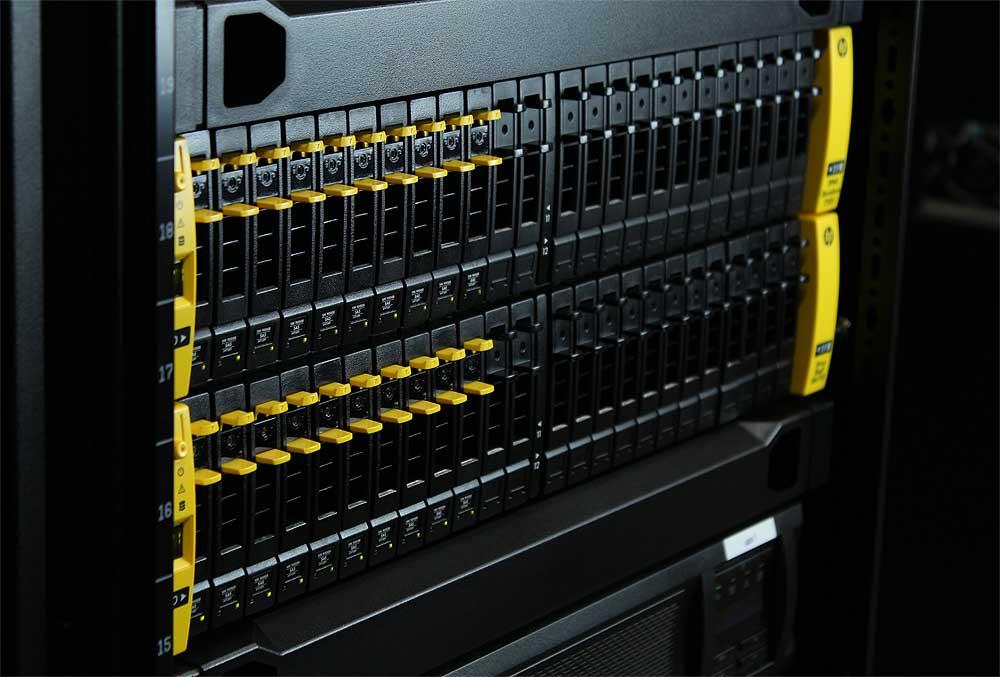 Virtual Cluster Storage