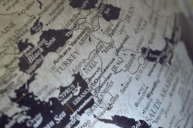 【定員90名】新春 地域講演会「揺れる中東ー秩序は再建できるか、米ロ と域内大国の関係を軸に展望する」※14時開始のイメージ