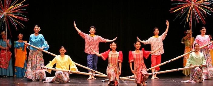 東京外国語大学フィリピン民族舞踊団