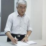 石田英明氏